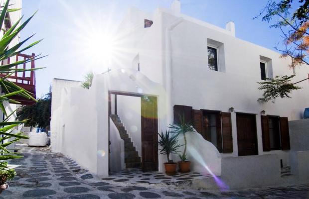 фотографии отеля Madres Apartments изображение №3