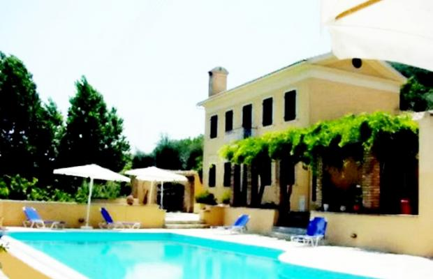 фотографии отеля Archontiko Goustis Villa изображение №3