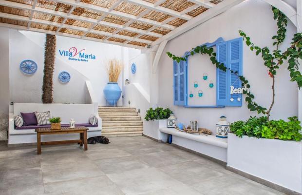 фотографии отеля Villa Maria Studios & Apartments изображение №7