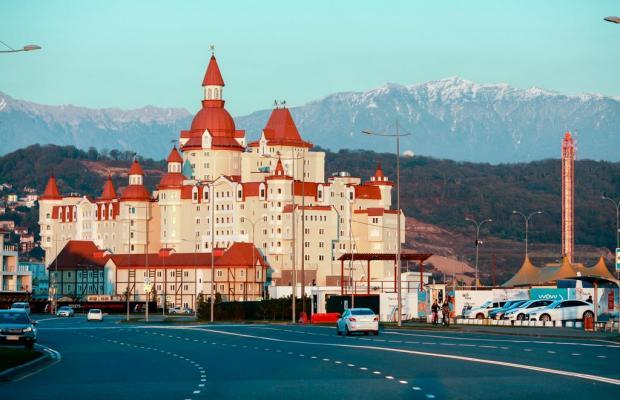 фотографии отеля Богатырь (Bogatyr') изображение №15