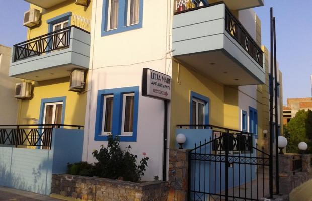 фото Litsa Mare Apartments изображение №2