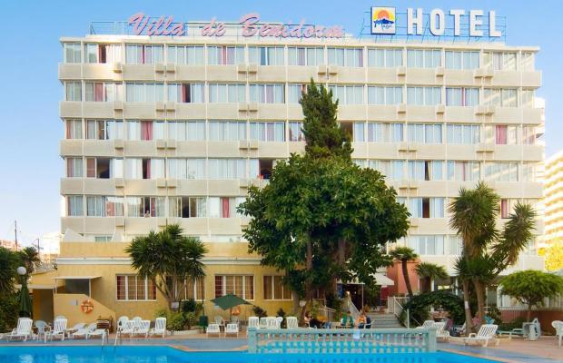 фото отеля Costablanca Magic Villa De Benidorm изображение №1