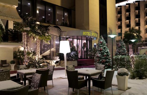 фотографии отеля Sporting Hotel Rimini изображение №31