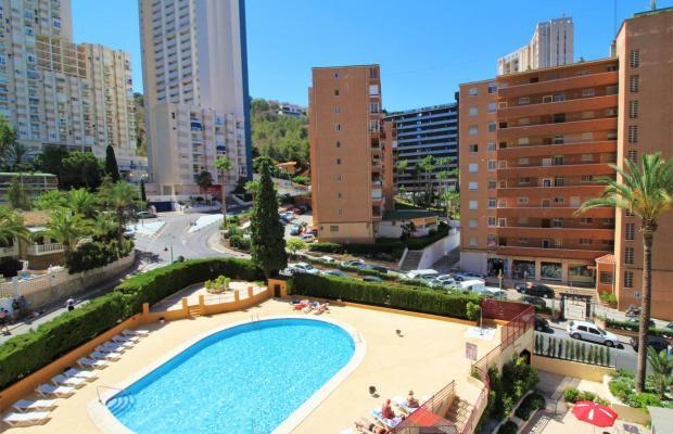 фото отеля Europa Center Apartments изображение №1