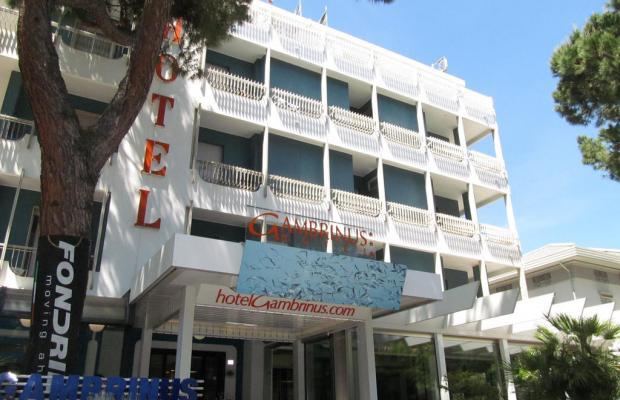 фотографии отеля Gambrinus hotel Riccione изображение №15