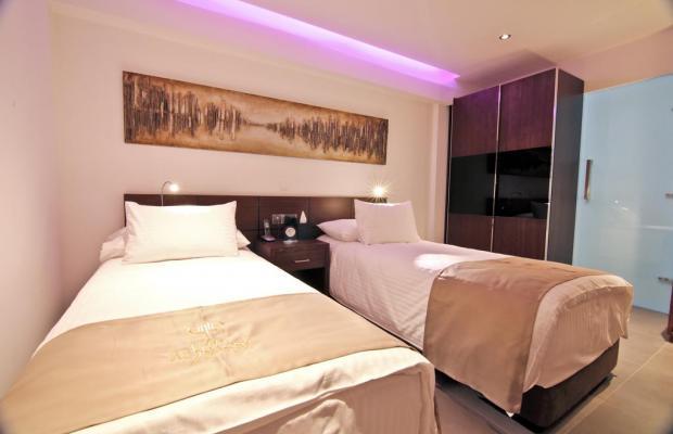 фотографии отеля Achilleos City Hotel изображение №3