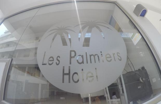 фото Les Palmiers Beach Hotel изображение №10
