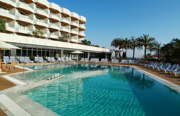 фотографии отеля Serrano Palace изображение №7