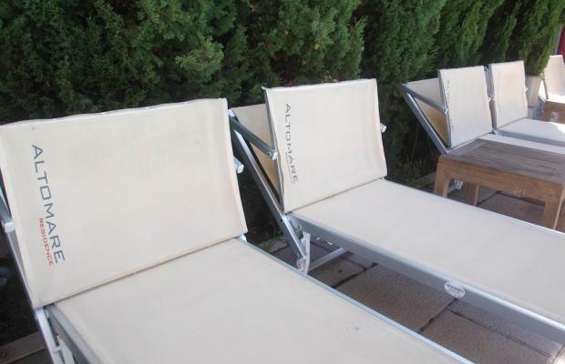 фотографии отеля Residence Altomare изображение №15