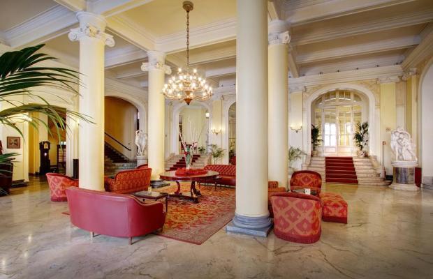 фотографии отеля Grand Hotel et des Palmes изображение №15
