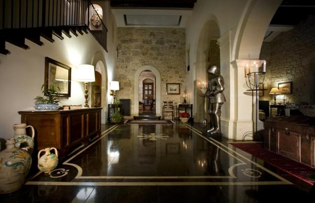 фотографии отеля Eremo della Giubiliana изображение №15