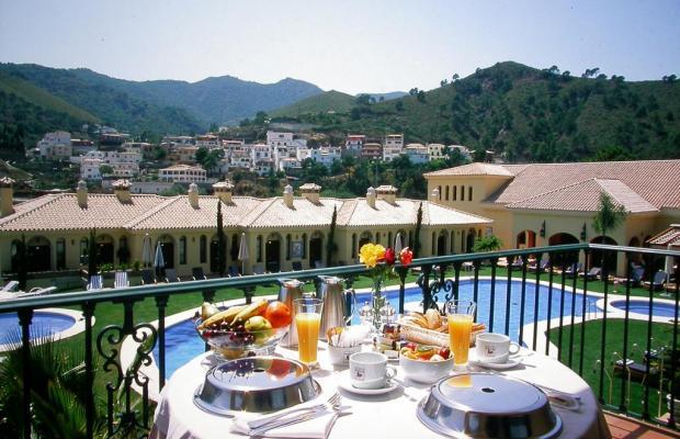 фотографии отеля Gran Hotel Benahavis изображение №15