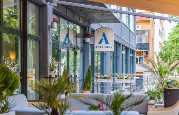 фото отеля Art Hotel изображение №21