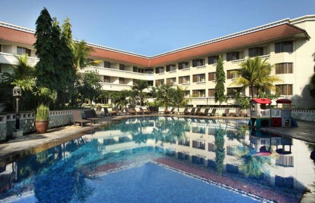 фото отеля Hotel Santika Premiere Jogja изображение №1