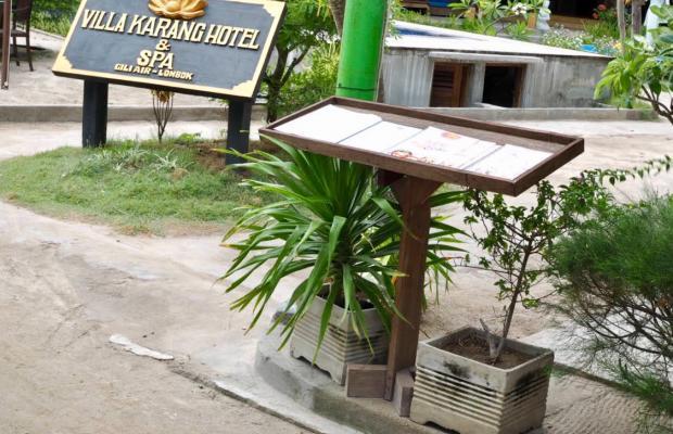 фотографии Villa Karang Hotel & Restaurant изображение №24