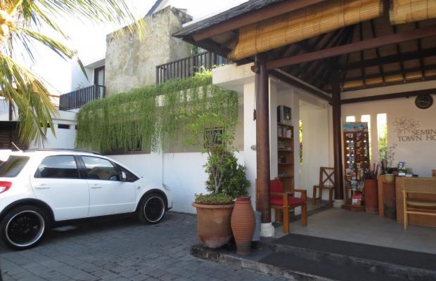 фотографии отеля Seminyak Town House изображение №7
