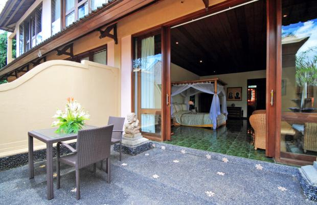 фотографии отеля Tanah Merah Art Resort изображение №3