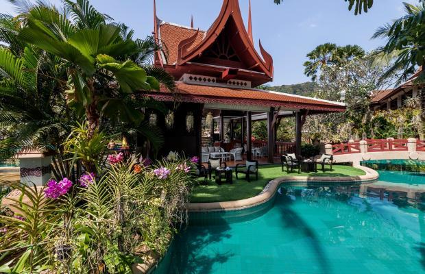 фотографии отеля Thavorn Beach Village & Spa изображение №3