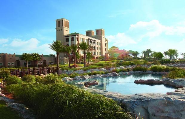 фото отеля Anantara Desert Islands Resort & Spa изображение №1