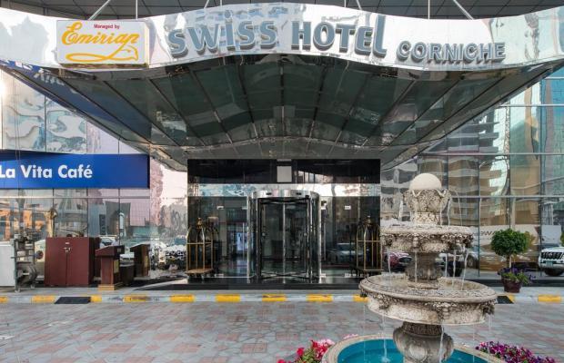 фотографии отеля Swiss Hotel Corniche (ex. The Royal Hotel) изображение №3