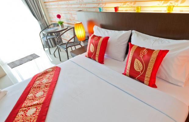 фотографии отеля Patong City Hometel изображение №31
