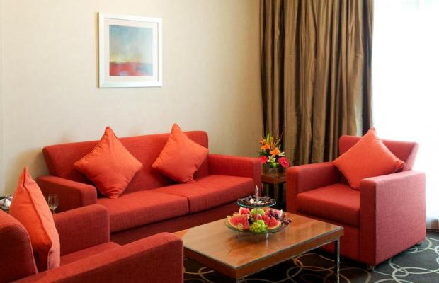 фотографии отеля Ramada Chelsea Hotel Al Barsha изображение №7