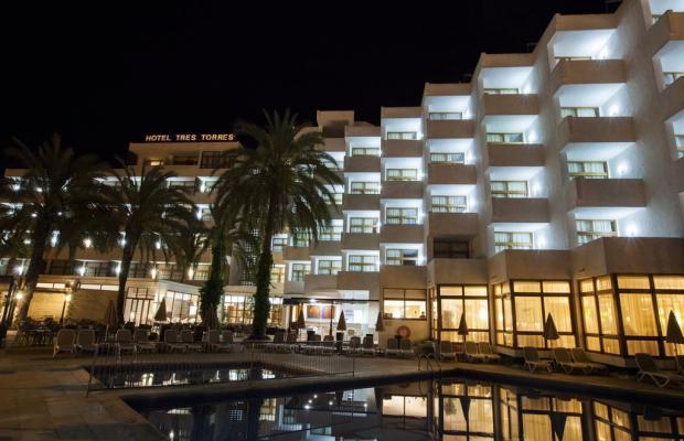 фотографии отеля Tres Torres  изображение №31