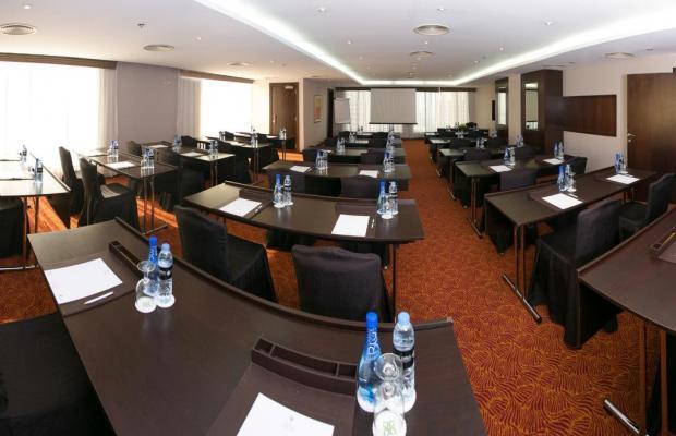 фотографии Mercure Dubai Barsha Heights Hotel Suites & Apartments (ех. Yassat Gloria Hotel Apartments) изображение №16
