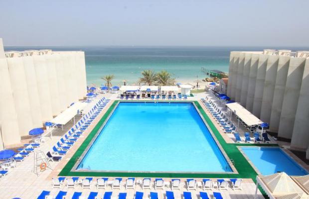 фотографии отеля Beach Hotel Sharjah изображение №3