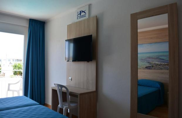 фотографии отеля Anibal Hostal изображение №7