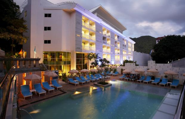 фотографии отеля White Peach Hotel изображение №3