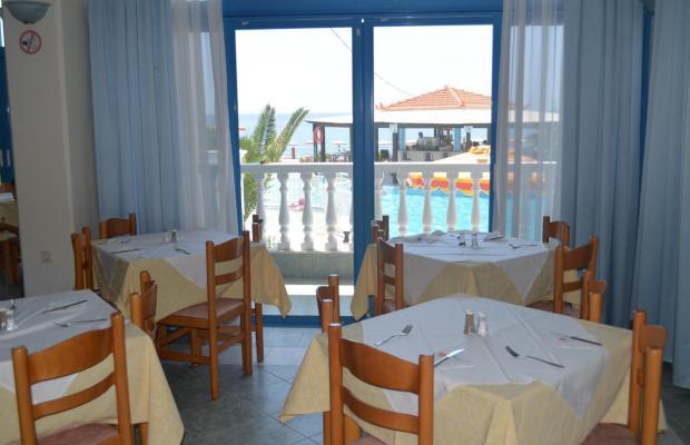 фотографии отеля Kamari Beach изображение №11