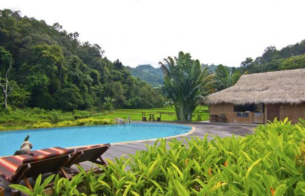 фото отеля Hmong Hill Tribe Lodge изображение №1