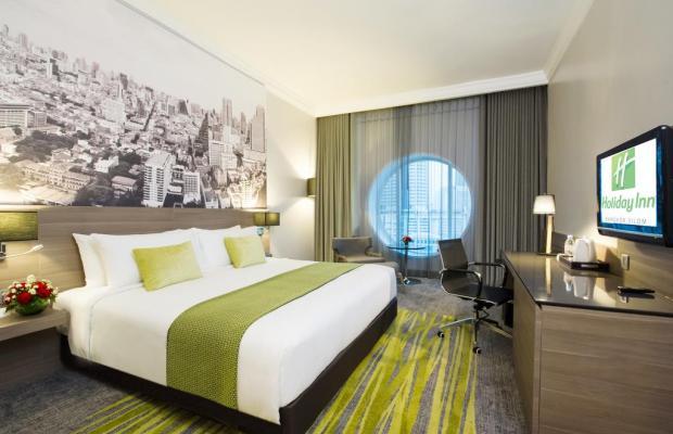 фотографии отеля Holiday Inn Silom изображение №7