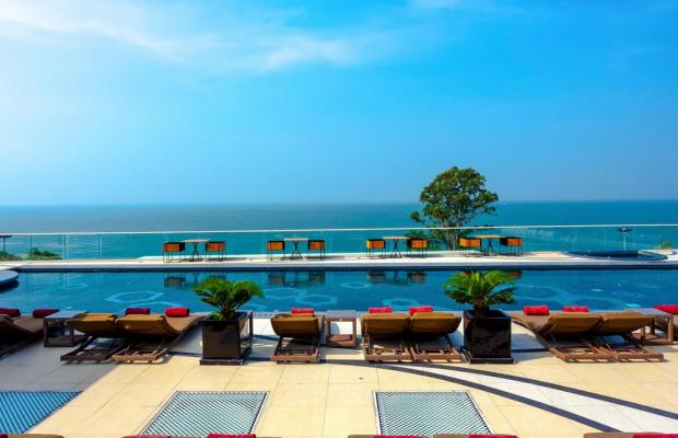 фото отеля Centara Grand Phratamnak Pattaya изображение №1