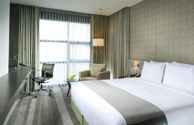 фотографии отеля Holiday Inn Bangkok Sukhumvit  изображение №15