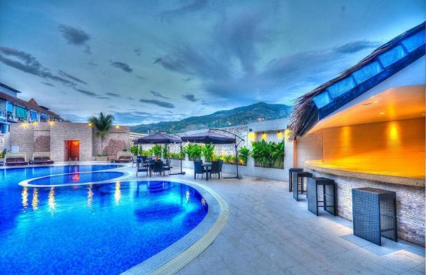 фотографии отеля Patong Heritage (ex. Montana Grand Phuket ) изображение №35