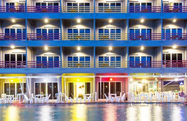 фото отеля P.K. Resort & Villas Jomtien Beach изображение №9