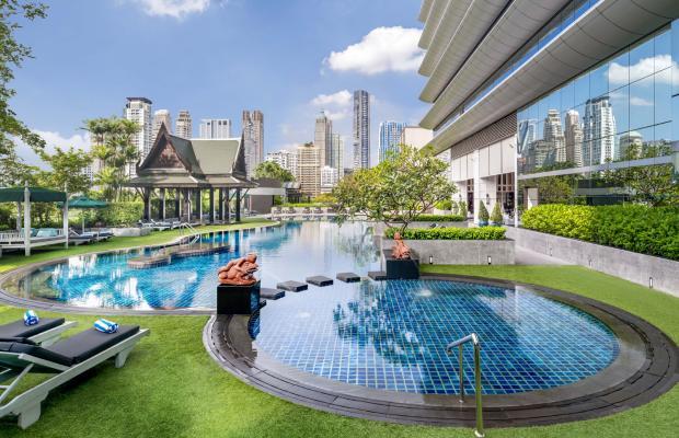 фото отеля Plaza Athenee Bangkok A Royal Meridien Hotel  изображение №1