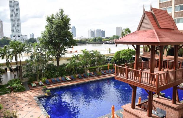 фотографии Ramada Plaza Menam Riverside  изображение №12
