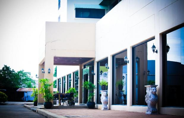 фотографии отеля Rua Rasada Budget Hotel изображение №7