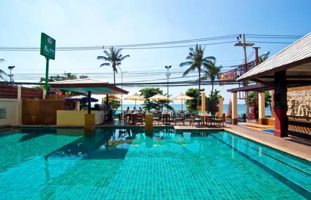 фотографии отеля Sarita Chalet & Spa Hotel изображение №15