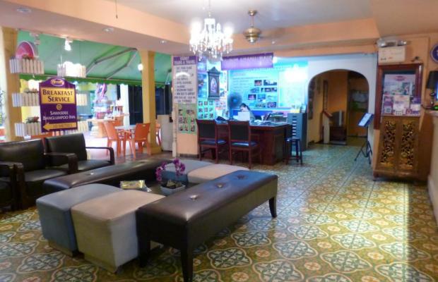 фотографии отеля Sawasdee Bangkok Inn изображение №7