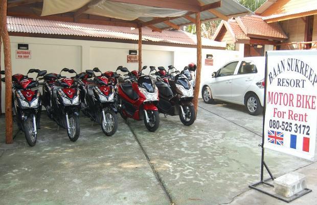 фото Baan Sukreep Resort изображение №34