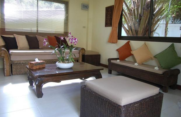 фотографии отеля Baan Sukreep Resort изображение №27