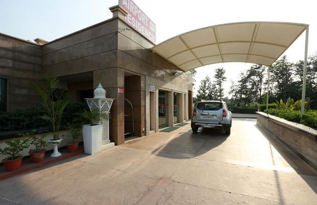 фото отеля Airport Residency изображение №1