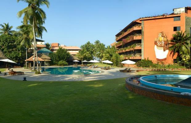 фото отеля Uday Samudra Leisure Beach Hotel & Spa изображение №1