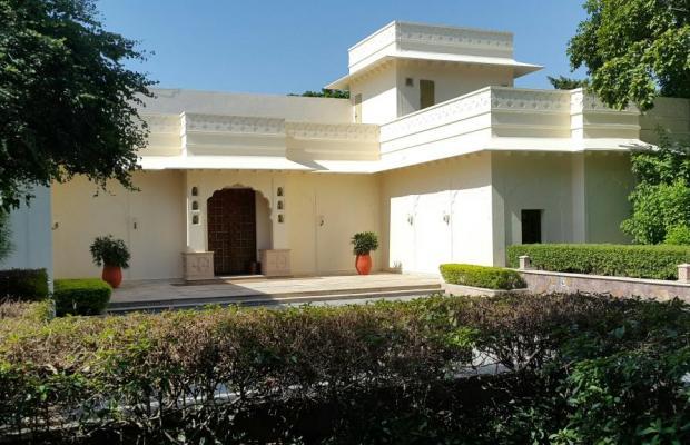 фотографии отеля  The Oberoi Vanyavilas Ranthambhore изображение №31