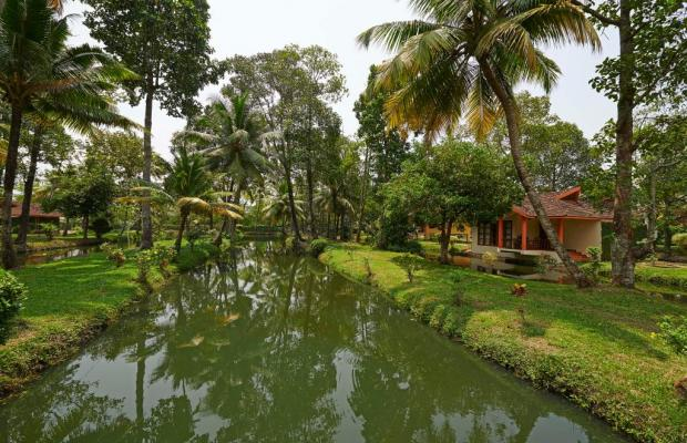 фотографии отеля Club Mahindra Kumarakom (ex. Golden Waters) изображение №23