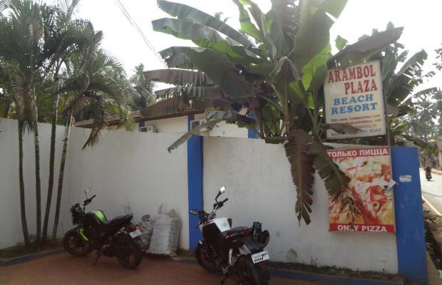 фотографии отеля Arambol Plaza Beach Resort изображение №27